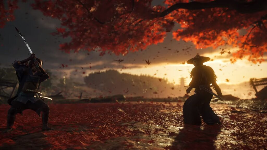 ghost of tsushima opinie